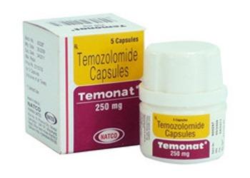 Temozolomide 250 mg Natco