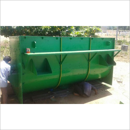 5 Ton Ribbon Mixer