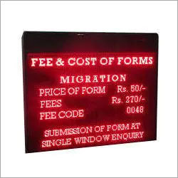 LED Display Boards For Advertising