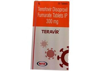Teravir Tenofovir Tablets