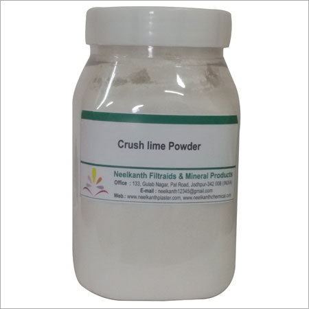 Crush Lime Powder