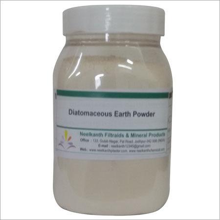 Diatomaceous Earth Powder