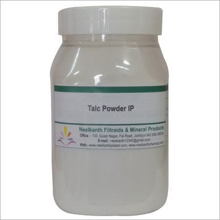 Talc Powder IP