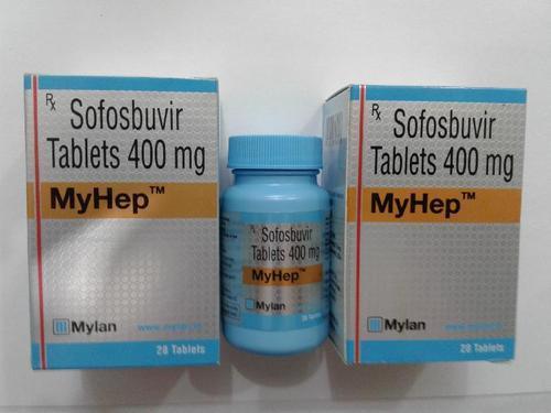 Myhep 400 Mg Tablets (Sofosbuvir)