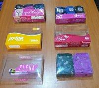 PVC Transparent Packaging Box
