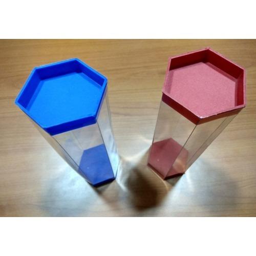 PVC Cosmetic Packaging Box