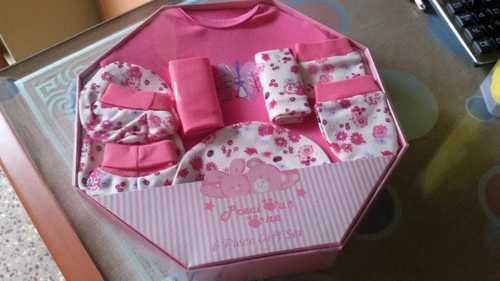 PVC Garment Gift Box