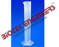Measuring Cylinder Pentagonal