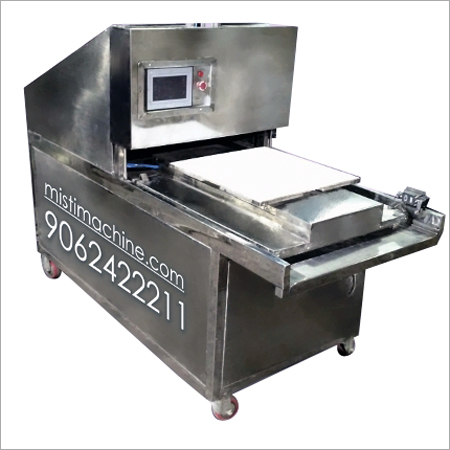 Barfi Cutting Machine
