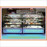 Sweets & Pastry Display Counters