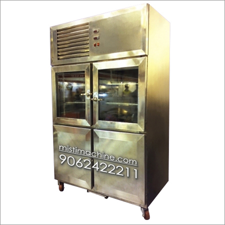 Vertical 4 Door Refrigerator Deep Freezer
