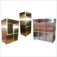 Vertical SS Body REFRIGERATOR & DEEP FREEZERS