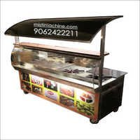 Fast Food Cooking Counters