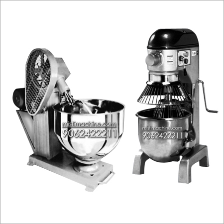 Mixing & Kneading Machine