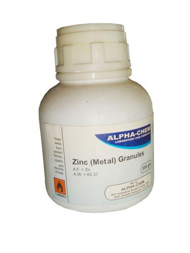 Zinc (Metal) Granulated
