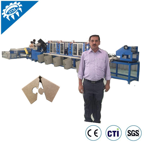V Notching Corner Protector  Machinery