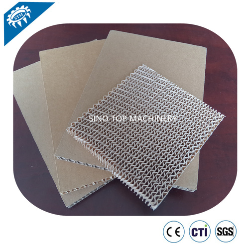 Corrugated Honeycomb Core Machine