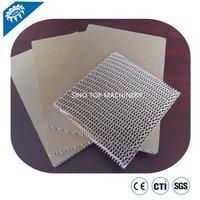 Corrugated Honeycomb Core Machine