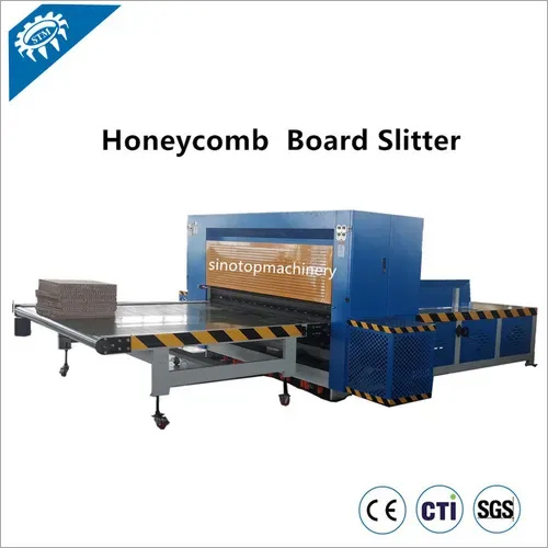 Honeycomb Board Slitter Machine