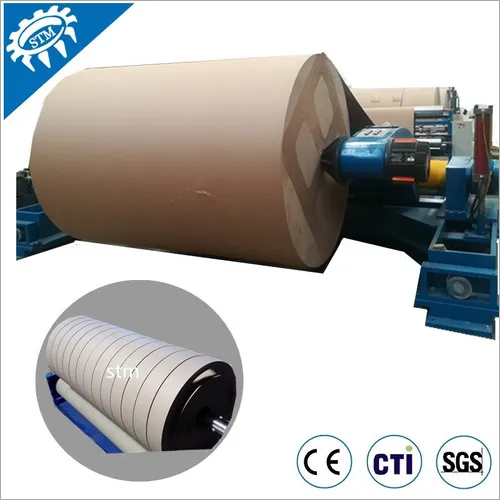 Paper Slitter and Rewinder