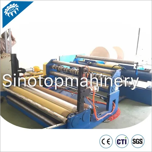 Paper Slitting and Rewinder