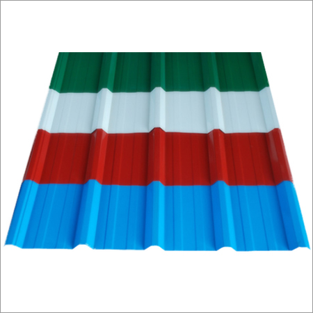 Colour Coated Roofing Sheet