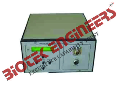 X Band Microwave Power Meter (8.2 GHz - 12.4 Ghz)