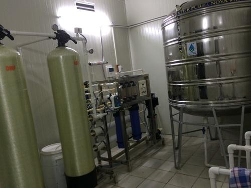 CSR Treatment Plant