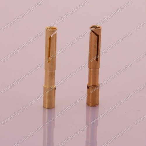 Brass Precision Female Pin