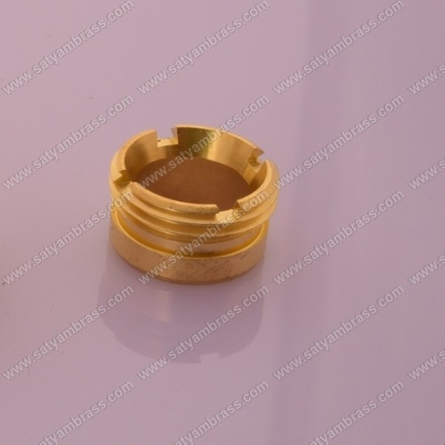 Brass Gas Lock Nut