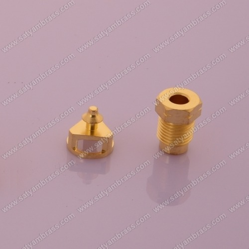 Brass Gas Part