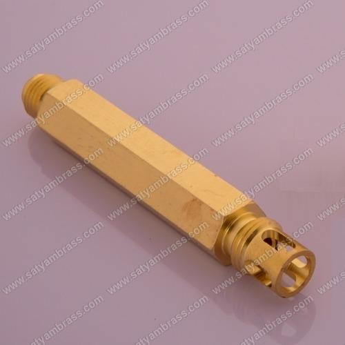 Brass Oxygen & Cylinder Part