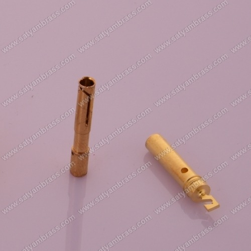 Brass Electronic Pin