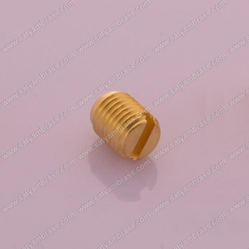 Brass Nut Bolt & Brass Fasteners