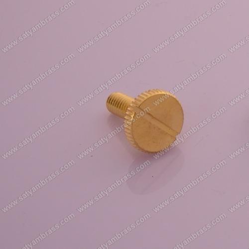 Brass Thumb Screw