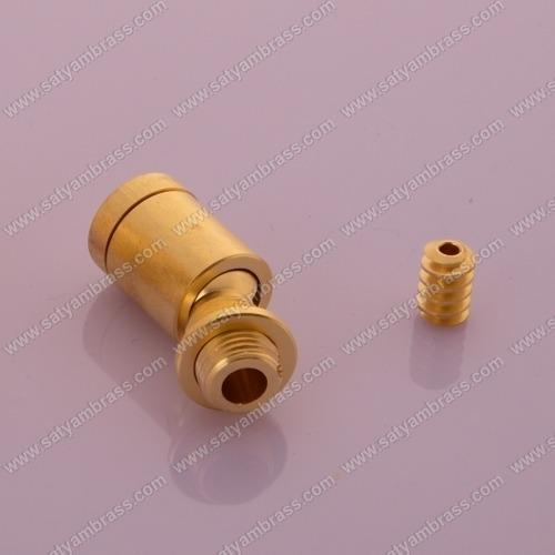 Brass Fixture Body Parts