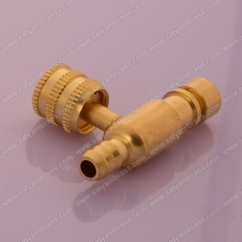 Brass Medical Equipment Valve