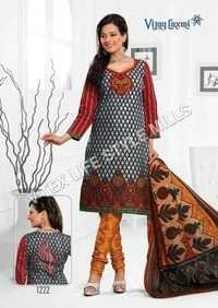 Bottom Designed Salwar Suit Fabrics