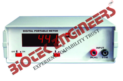 Digital Portable Meters