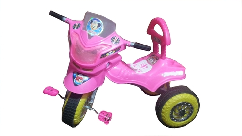 Kids Tricycle Color Wheel