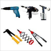 Hand Operated Riveting Tools