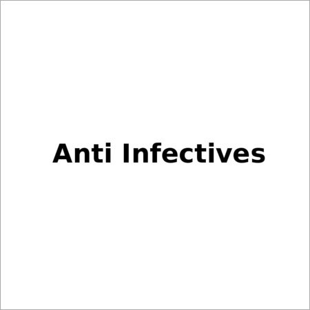 Anti Infectives