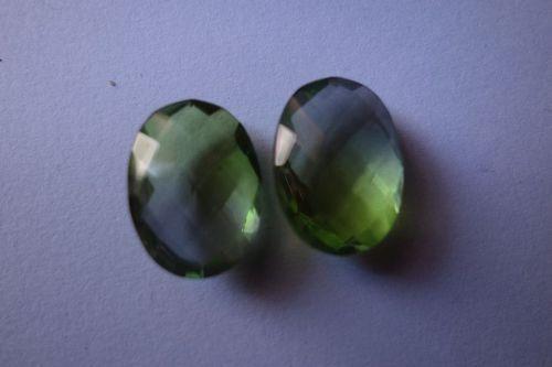 Green Quartz Amethyst