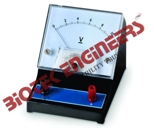 Voltmeters