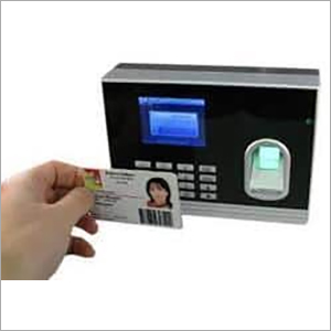 Card Based Employee Attendance System