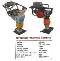 BETTERING / TAMPING RAMMER