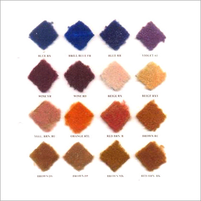 Natural Wool Dyes