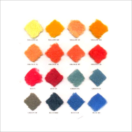 Wool Rug Dyes