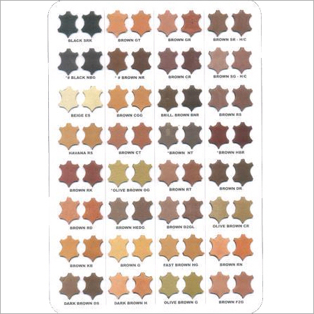 Acid Fur Color Dyes