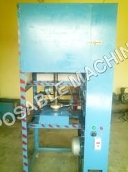 Fully Automatic Single Die Dona Plate Machine